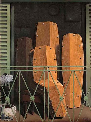 magritte_le balcon