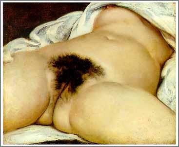 LUCIAN FREUD: El alumno de Courbet, el maestro del origen de los mundos